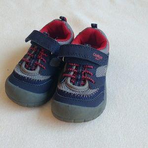 Oshkosh Toddler Boys Velcro Sneakers
